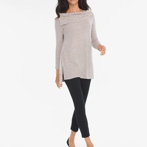 Chicos Knit Collection Cozy Jewel Pullover 4 (20)